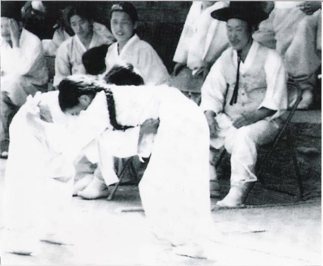 Traditional Korean Wrestling, (Ssirum/Ssireum) (2018) 이미지