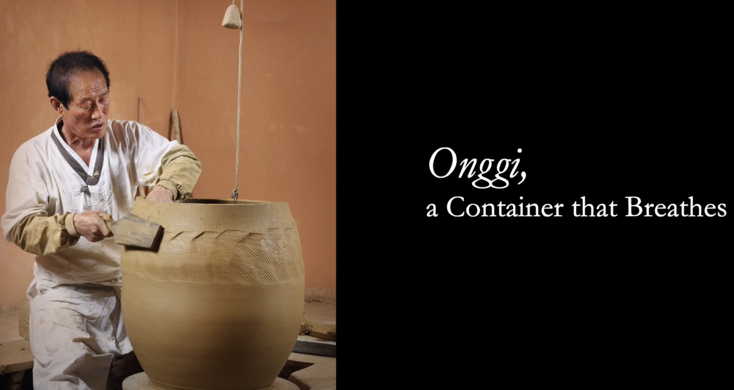 Onggi a Container that Breathes (옹기, 숨결 저장소) image