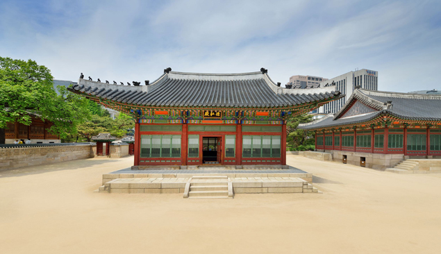 Deokhongjeon Hall