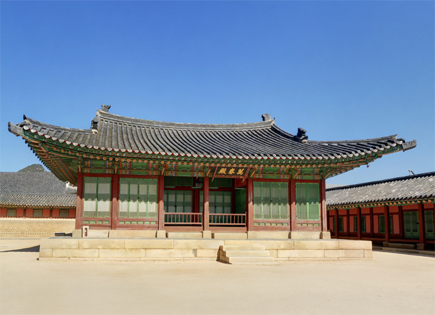 Manchunjeon Hall