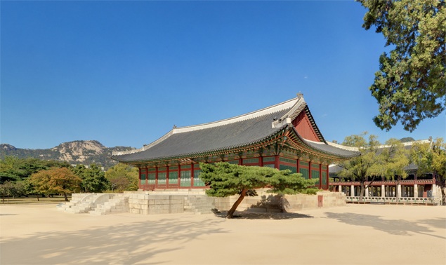 Sujeongjeon Hall