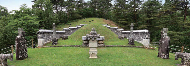 Sareung Royal Tomb, Namyangju