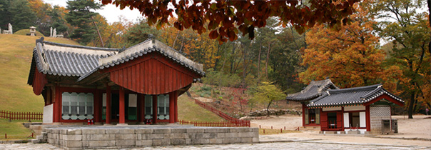 Jeongneung Royal Tomb, Seoul