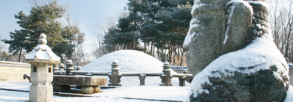 Three Royal Tombs, Paju